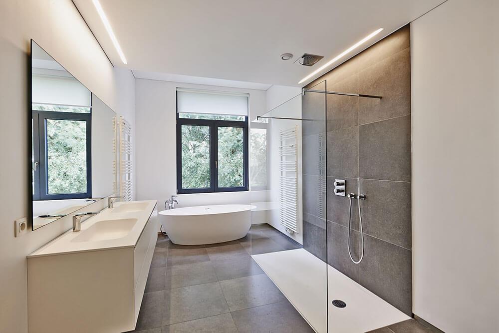 Northern Beaches Bathroom renovation  works