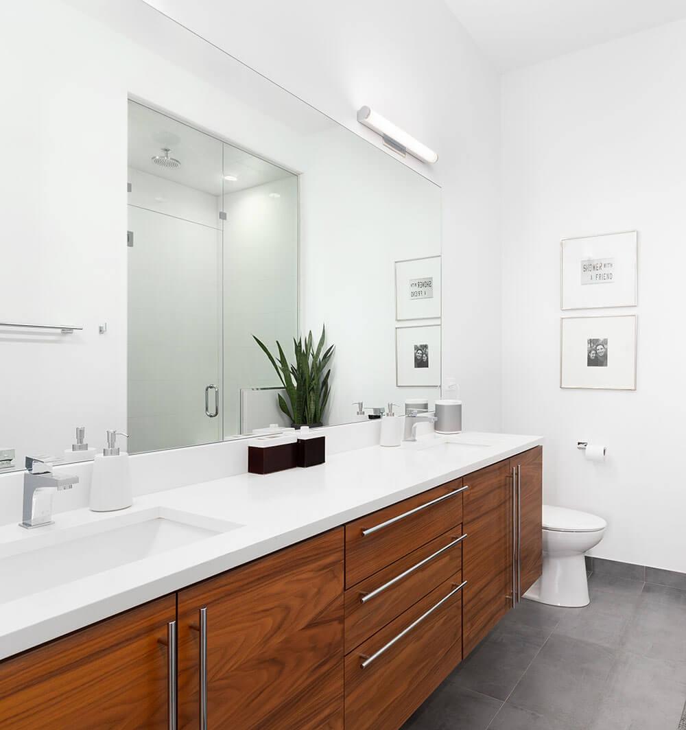 Northern Beaches High quality bathroom design renovation